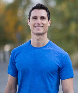 Marc Perry - Certified Personal Trainer