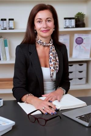 Monica Durigon - nutritional therapist